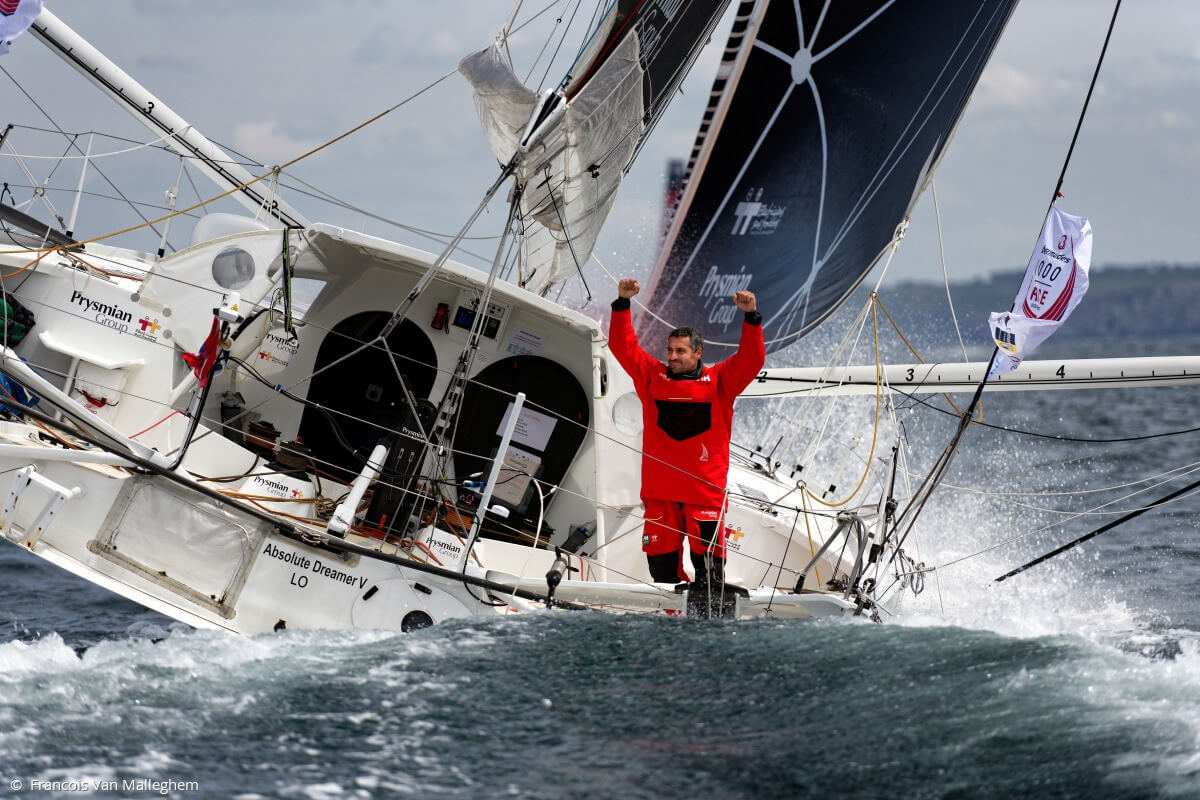 Making for Brest at warp speed